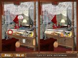 The Secret of Margrave Manor Windows Spot the differences mini-game