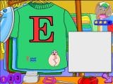 JumpStart Pre-K Windows When a t-shirt is finished the picture animates. It can also be printed