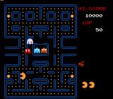 Pac-Man NES Let the game begin! (Tengen release)