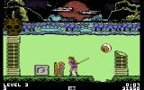 Thundercats Commodore 64 Bonus mission - rescue one of the other Thundercats for a bonus