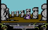 The Neverending Story II: The Arcade Game Commodore 64 Controlling Falkor