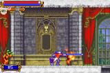 Castlevania: Harmony of Dissonance Game Boy Advance I just entered the castle.
