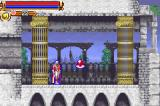 Castlevania: Harmony of Dissonance Game Boy Advance The soul orb displays how much damage is dealt to the enemies.