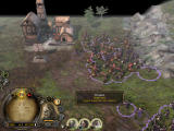 The Lord of the Rings: The Battle for Middle-earth II Windows You can capture outposts to get extra resources.