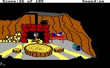 King's Quest II: Romancing the Throne DOS A humble home