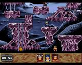 Humans 3: Evolution - Lost in Time Amiga Strange new world