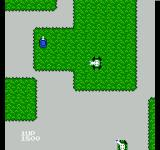 Front Line NES Driving over grass.