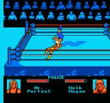 WWF King of the Ring NES What goes up must come down