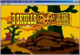 3 Skulls of the Toltecs Windows Title screen