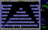 Pharaoh's Revenge DOS Without a loop you can easily get trapped at the bottom (EGA)