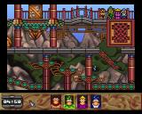 Humans 3: Evolution - Lost in Time Amiga Chinese level