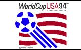 World Cup USA 94 Amiga Another title screen