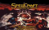 SpellCraft: Aspects of Valor DOS Title screen