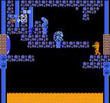Metroid NES You can only get past this room if you have killed Ridley and Kraid, the mini-bosses.