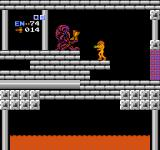 Metroid NES Yes, I found the high jump boots!