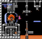 Metroid NES The battle against the Mother Brain.