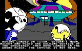 Mickey's Space Adventure DOS Landed in the wrong location (Tandy/PCjr)
