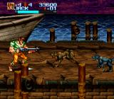 Iron Commando: Kotetsu no Senshi SNES The animal cruelty...