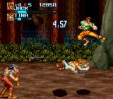 Iron Commando: Kotetsu no Senshi SNES The Forest, even sword enemies will drop shotguns as they die.
