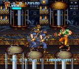 Iron Commando: Kotetsu no Senshi SNES The G.H.O.S.T. Laboratory
