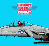 Ultimate Air Combat NES Title screen