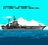 Ultimate Air Combat NES The mission begins