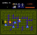 The Legend of Zelda NES Some rooms are completely dark, so you need a candle to be able to see what you are doing.