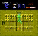 The Legend of Zelda NES A dragon with two heads. He can spit fireballs, so be careful!