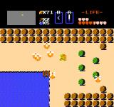 The Legend of Zelda NES You can explore the land of Hyrule in an almost completely non-linear way. Some items are needed to reach certain places though.