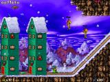 Jazz Jackrabbit 2: Holiday Hare 98 Windows Sky crappers?