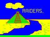 Raiders Dragon 32/64 Title screen