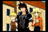 Orphen: Scion of Sorcery PlayStation 2 The story opens in a seaside town.