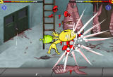 Newgrounds Rumble Browser Alien Hominid delivers a devastating bite.