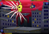 Newgrounds Rumble Browser Sword slash in the air