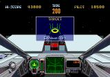 Star Wars Arcade SEGA 32X Trench run time.
