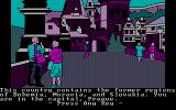 The Spy's Adventures in Europe DOS You are in Czechoslovakia...