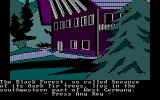 The Spy's Adventures in Europe DOS Dark Forest in West Germany...