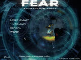 F.E.A.R.: Extraction Point Windows Main Menu