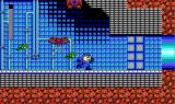 Mega Man DOS Gotta blow up that blockade!