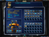 Robokill: Titan Prime Browser Shopping and inventory screen