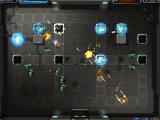 Robokill: Titan Prime Browser The glowing objects spawn robots and are best taken out first.