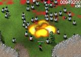Boxhead: The Zombie Wars Browser Blowing up a barrel to keep those zombies away.
