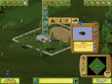 Golf Resort Tycoon II Windows Choosing a building to build