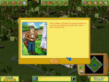 Golf Resort Tycoon II Windows Being told details of the challenge