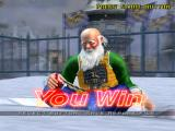 Virtua Fighter 4 PlayStation 2 Shun wins.