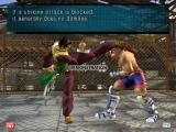 Virtua Fighter 4 PlayStation 2 Training