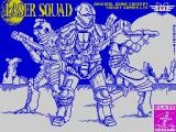 Laser Squad ZX Spectrum Title screen