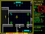 Laser Squad ZX Spectrum The first mission