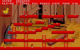 Chuckie Egg Atari ST First level
