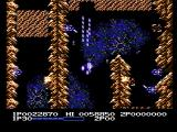 Life Force NES The volcanic stage